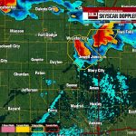 Severe T-Storm Warning Update